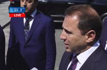 Armenia responds to ceasefire violations: Armenia's DM
