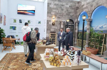 Հայաստանի բարիքները՝ Expo Beijing 2019 ցուցահանդեսին