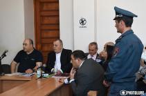 Մեկնարկեց Մանվել Գրիգորյանի ու նրա կնոջ գործով դատական նիստը. Գրիգորյանը ներկա է դատին
