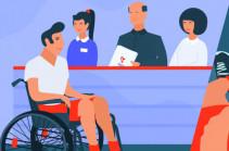 ՄԻՊ-ը հրապարակել է իրազեկող տեսանյութ մարդու նկատմամբ հաշմանդամության սահմանման գործընթացի վերաբերյալ