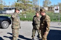 ԶՈւ Գլխավոր շտաբի պետի ղեկավարությամբ հրամանատարաշտաբային զորավարժություն է մեկնարկել