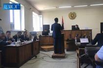 Արամ Օրբելյանը Քոչարյանի մեղադրանքը համեմատեց Թումանյանի հեքիաթների հետ, դատախազն առարկեց