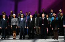 Ձեր մասնակցությունն ավելի նշանակալի կդարձնի տնտեսական համաժողովը. Ղազախստանի նախագահը՝ ՀՀ նախագահին