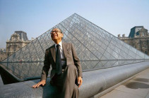 I M Pei, Louvre pyramid architect, dies aged 102