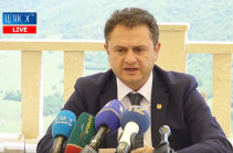 Security number one priority in Tavush: Hayk Chobanyan
