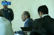 Суд принял решение освободить из-под ареста экс-президента Армении Кочаряна (Видео)