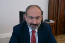 Pashinyan states today's action served its purpose, calls participants to drink hot tea