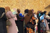 В Сирию за сутки вернулись около 1,2 тысячи беженцев