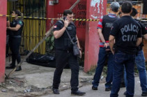 Brazil violence: Gunmen kill 11 people in bar in Belém