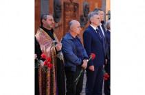 Գրեթե ոչ մի կապ չունենք Հայաստանի ներկա ղեկավարության հետ, լիովին մեկուսացված վիճակում ենք. Պյատիգորսկի հայ համայնքի ղեկավար