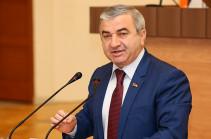 Ашот Гулян: Единственное тревожное обстоятельство в этих процессах – необдуманные комментарии различных групп, вызывающие противоречия Арцах-Армения