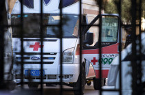 В Китае автомобиль сбил 13 человек на переходе