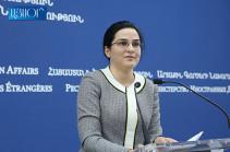 Armenia's FM to depart for Nicosia on June 4