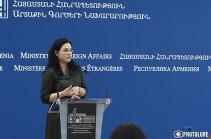 Armenia does not need Azerbaijan's lectures: MFA spokesperson