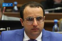 Айк Саркисян: Айк Алумян может сделать одну правильную вещь – пойти сменить имя