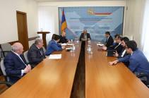 В Армении 8 июня будет проведен общереспубликанский субботник – Ваче Тертерян