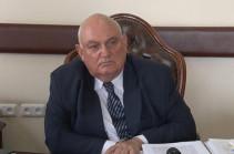 YSU rector Aram Simonyan resigns
