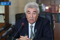 Chairman of Supreme Judicial Council Gagik Harutyunyan steps down