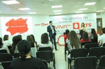 Հավաստագրեր են ստացել «VivaStart» ծրագրի հերթական փուլի շրջանավարտները