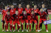 Արտերկրում հանդես եկող 11 ֆուտբոլիստ հրավիրվել է ազգային հավաքական