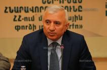 Исполнение обязанностей председателя Высшего совета возложено на Геворка Даниеляна