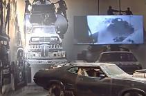 Ինչպիսի փոխադրամիջոցներ էին ստեղծում հոլիվուդյան ֆիլմերի համար (Տեսանյութ)