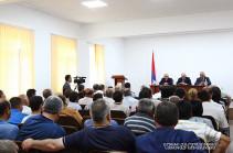 Իվան Ավանեսյանն ազատվել է Հադրութի ղեկավարի պաշտոնից. Կա նոր նշանակում