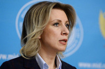 Karabakh conflict settlement prior issue of Russia's foreign policy: Russian MFA spokesperson