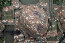 Conscript fatally shot by adversary in Nagorno Karabakh