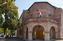 Annul of declaration of friendship between French municipality of Arnuville and Artsakh's community of Shekher deeply regrettable: Artsakh MFA