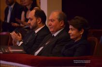Միջազգային երաժշտական մրցույթների համաշխարհային ֆեդերացիայի նախագահ Դիդյե Շնորկը Խաչատրյանի մրցույթն անվանել է մեծագույն ձեռքբերում
