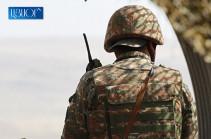 ВС Азербайджана обстрелял армянские позиции из 60-мм миномета и гранатомета АГС-17