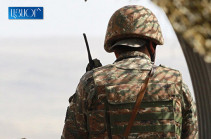 Azerbaijani side uses mortars and grenades while violating ceasefire regime