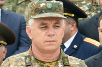 Former commander of Artsakh Defense Army Levon Mnatsakanyan to be appointed chief of Artsakh police