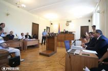 Վերաքննիչ դատարան եկավ նաև գլխավոր դատախազը