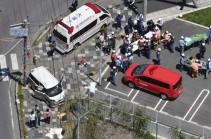 Ճապոնիայում ավտոմեքենան բախվել է մի խումբ երեխաների. վարորդը 69-ամյա կին է
