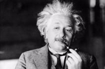 Ալբերտ Էյնշտեյնի նամակներն աճուրդի են հանվել