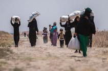 Մեկ օրում Սիրիա է վերադարձել 1000-ից ավելի փախստական