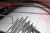 Հրազդան քաղաքում 2-3 բալ ուժգնությամբ երկրաշարժ է գրանցվել
