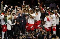 «Տորոնտոն» առաջին անգամ դարձել է NBA-ի չեմպիոն