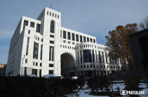 Armenian, Azerbaijani foreign ministers to meet June 20 in Washington: MFA statement