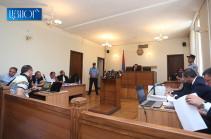 Քոչարյանի և մյուսների գործով դատավորը հեռացավ խորհրդակցական սենյակ