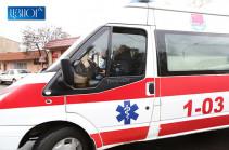 Վրաերթ՝ Հրազդան քաղաքում. 75-ամյա և 79-ամյա հետիոտները մահացել են