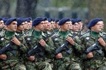 Սերբիան պատրաստ է զորք տեղակայել Կոսովոյի տարածքում