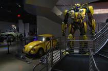 Բեթմոբիլ, DeLorean և Բամբլբի. ԱՄՆ-ում անցկացվում է հայտնի ֆիլմերից ավտոմեքենաների ցուցահանդես (Տեսանյութ)