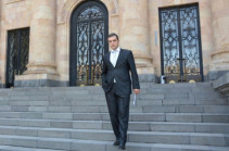 PAP lawmaker Tigran Urikhanyan announces about quitting his authorities