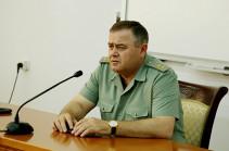 В Минобороны состоялось совещание с руководящим составом Вооруженных сил Армении