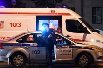 В крупном ДТП в Ставропольском крае пострадали четверо граждан Армении