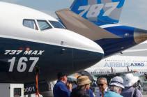 Boeing-ը MAX 737 ինքնաթիռների աղետների զոհերի ընտանիքներից ներողություն է խնդրել