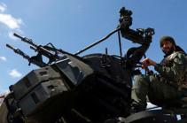 В Ливии создадут новое правительство в случае взятия Триполи